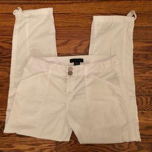 Sanctuary white cargo pants *NWOT*